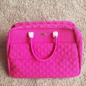 NWT Vera Bradley Grand Traveler Bag